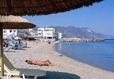 kos - kardamena beach