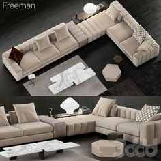 new Ideas for living room sofa bed benches Sofa Set Designs, L Shaped Sofa Designs, Living Room Sofa Design, Living Room Interior, Living Room Designs, Living Rooms, Sofa Furniture, Luxury Furniture, Luxury Sofa