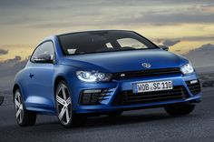VW updates Scirocco with revised styling, new engines. http://aol.it/1mmqKIw #Volkswagen #Scirocco
