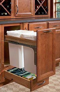 My Scrapbook | Shenandoah Cabinetry Lowes Kitchen Cabinets, Kitchen Cabinet Interior, Kitchen Cabinet Knobs, Kitchen Wet Bar, Kitchen Stuff, Basket Drawers, Kitchen Trends, Kitchen Ideas, Neat And Tidy
