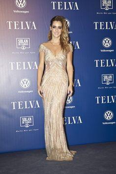 Alejandra Onieva in Blumarine Formal Wear, Formal Dresses, Fancy, Celebrities, How To Wear, Shopping, Beauty, Fashion, International Waters