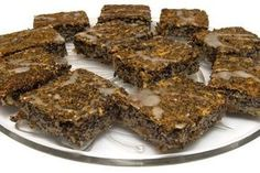 Healthy Sweets, Sweet Recipes, A Food, Paleo, Low Carb, Baking, Desserts, Být Fit, Poppy