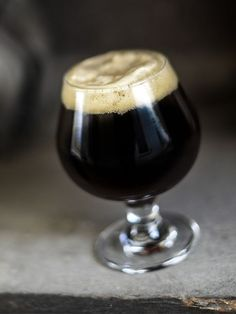 """Weighing in at ABV, Epic Stout is described as """"dark as a moonless night"""" with """"huge, thick, roasty, chocolatey awesomeness. Brewing Recipes, Homebrew Recipes, Beer Recipes, Shot Recipes, Home Brewery, Home Brewing Beer, Chocolate Stout, How To Make Beer, Wine And Beer"""