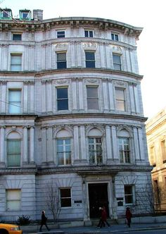 Daytonian in Manhattan: A Sumptuous Wedding Present - the 1906 Payne Whitney House