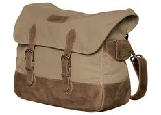 Inspired by a well worn WWII utility bag, the Tilley Intrepid III Bag is a messenger bag that will take your places. Safari Chic, Modern Gentleman, Cool Gear, Outdoor Gear, Messenger Bag, Satchel, Mens Fashion, Purses, My Style