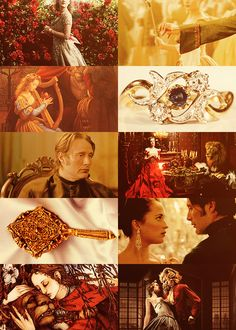 """FAIRY TALE MEME ∙ [1/4] {Beauty & the Beast/Prince} (from La Belle et la Bête/Beauty and the Beast by Gabrielle-Suzanne Barbot de Villeneuve/Jeanne-Marie Le Prince de Beaumont)  """"…you must not die. Live to be my husband; from this moment I give you my hand, and swear to be none but yours. Alas! I thought I had only a friendship for you, but the grief I now feel convinces me, that I cannot live without you."""""""