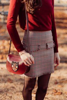 Enfin une jupe à la bonne longueur quelle que soit votre taille ! — Mode and The City 00s Fashion, Fall Fashion Outfits, Casual Winter Outfits, Boho Outfits, Classy Outfits, Pretty Outfits, Cute Outfits, Womens Fashion, Ladies Fashion