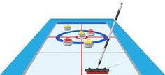 Image result for curling poster template