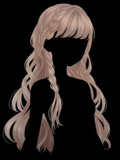 Character Inspiration, Hair Inspiration, Anime Girl Hairstyles, Pelo Anime, I Love You Drawings, Dress Design Drawing, Manga Hair, Hair Sketch, Drawing Hair
