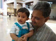 Grandpa and Son