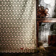 A bolt of Girandole to start off our week #Fabric #Love #Pattern #Design #Decor #InteriorDesign #Color #Beautiful #Art #Print #PhotoOfTheDay