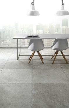 Prachtige grijze getrommelde kasteelvloer in 75x75 (12-LR),  Tegelhuys