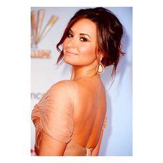 Demi Lovato pictures – Free listening, videos, concerts, stats, &... ❤ liked on Polyvore featuring demi lovato, demi, celebs, people and pictures