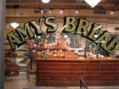 Bakery in Chelsea Market.