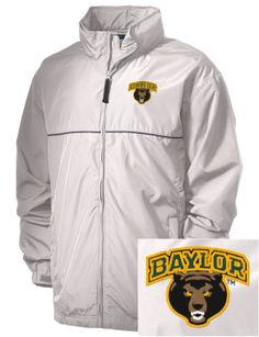 Stay warm (and look good) in this #Baylor Bears full-zip jacket.