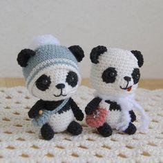 paire de panda