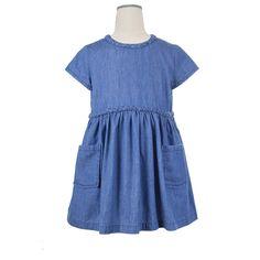 Easy Pocket Dress
