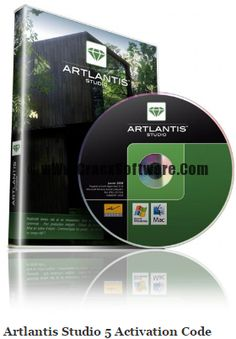 Artlantis Studio 5 Activation Code 2016 Free Download Its new tool bar is tool of it which permits you to minimizing, ease of access and settings at clicks.
