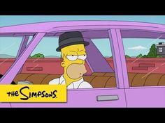 El homenaje de 'Los Simpson' a 'Breaking Bad', la imagen de la semana   http://www.vayatele.com
