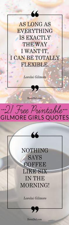 girl quotes 21 free printable Gilmore Girls quotes that will make you remember why you love Rory and Lorelai Gilmore AND the whole crazy Stars Hollow gang. Catch up with th Stars Hollow, Movie Quotes, Funny Quotes, Life Quotes, Weird Quotes, Quotes Quotes, Humour Quotes, Door Quotes, Party Girl Quotes