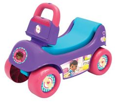 Kids' Pull-Along Wagons - Disney Doc Mcstuffins Happy Hauler * Read more reviews of the product by visiting the link on the image.