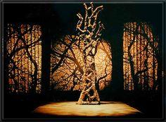 Evening, by John Pielmeier - Set Design by Richard Finkelstein, Stage Designer