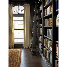 library ❤ liked on Polyvore featuring rooms, backgrounds and empty rooms