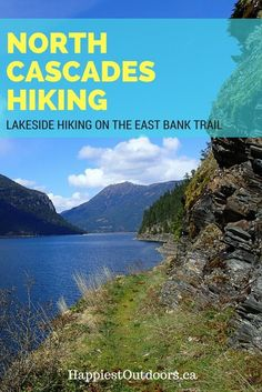 Hiking in North Cascades National Park: hike the East Bank Trail along Ross Lake. Beautiful lakeside hiking in the North Cascades mountains of Washington. Travel Tips. Cascade National Park, North Cascades National Park, National Forest, Holidays In America, Adventure Photography, Travel Photography, Colorado Hiking, Travel Usa, Travel Tips