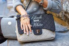 @elisazanetti #NameLessFashion con #Sagapo #fashion #blogger #outfit #bracelet #charms #happy #collection