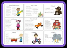 Infant Activities, Activities For Kids, Dual Language, Lectures, Drawing For Kids, Valencia, Teaching Resources, Vocabulary, Education