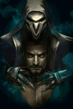 Gabriel Reyes/ Reaper