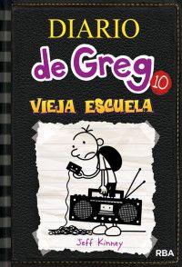 "Ficha de lectura de ""Diario de Greg 10"" de Jeff Kinney, realizada por Pedro Herrero"