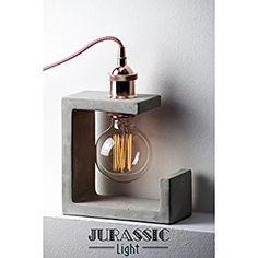 Inspirational Lampe Stellen Beton Kubic