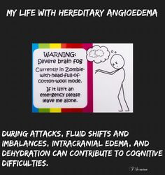 HAE, hereditary Angioedema, chronic illness, rare disease
