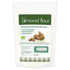 Free delivery and returns on all eligible orders. Shop Sukrin Almond Flour, Gluten-Free, Low-Carb, Low-Fat, High-Protein Flour Substitute in baking or as a daily food supplement High Protein Flour, High Protein Snacks, Banting Recipes, Low Carb Recipes, Protein Cupcakes, Easy Halloween Food, Halloween Recipe, Organic Nuts, Raw Almonds