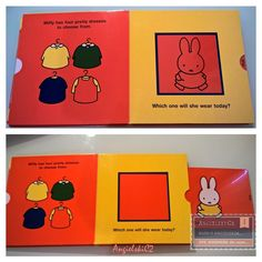 pull the tabs miffymagic book
