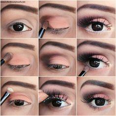 20 Tutoriales de Maquillaje Para ojos MarronesS