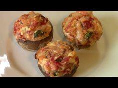 Stuffed Mushrooms - RECIPE - YouTube