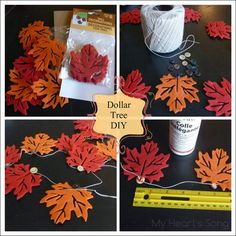 dollar tree fall craft ideas 1000 images about dollar tree items on dollar 12135