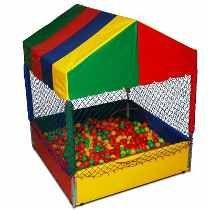 Casinha De Bolinhas 1,50x1,50