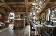 Gallery | Chalet Pearl - Courchevel