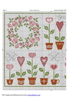Thrilling Designing Your Own Cross Stitch Embroidery Patterns Ideas. Exhilarating Designing Your Own Cross Stitch Embroidery Patterns Ideas. Cross Stitch Heart, Cross Stitch Borders, Cross Stitch Samplers, Cross Stitch Flowers, Cross Stitch Kits, Counted Cross Stitch Patterns, Cross Stitch Designs, Cross Stitching, Cross Stitch Embroidery