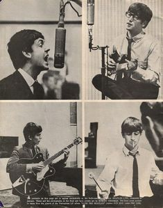 The Beatles featuring Paul McCartney George Harrison John Lennon and Ringo Starr Great Bands, Cool Bands, The Quarrymen, Christmas Concert, The Monkees, The Fab Four, Yellow Submarine, Ringo Starr, Eric Clapton