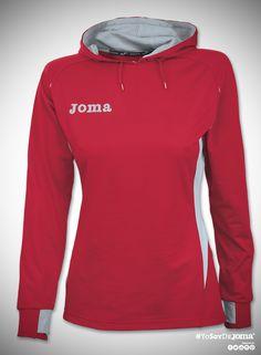 Sudadera con capucha Joma Elite III.