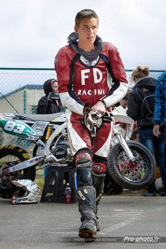 Cute Motorcycle and Rubber guys Bike Suit, Motorcycle Suit, Motocross, Mx Boots, Bike Leathers, Riders On The Storm, Biker Boys, Gay, Sport Bikes