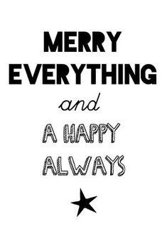 Mooie kerstgedachte