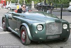 Rover speedster replica