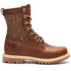 Timberland Authentics Open Weave Boot