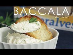 Bacalhau Mantecato | Baccalà Mantecato - YouTube