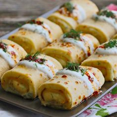 Peynirli Ve Patatesli Krep